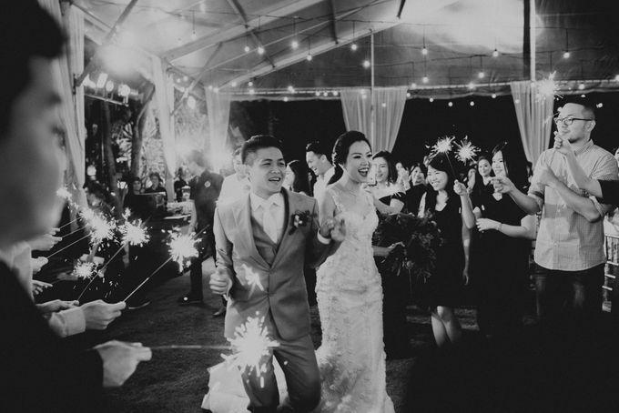 Erika & Darmawan Wedding Ceremony by ATIPATTRA - 031