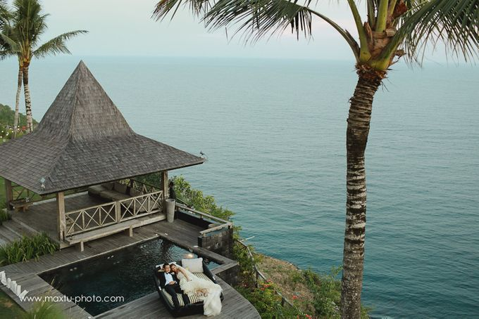 cliff hotel the edge bali by Maxtu Photography - 032