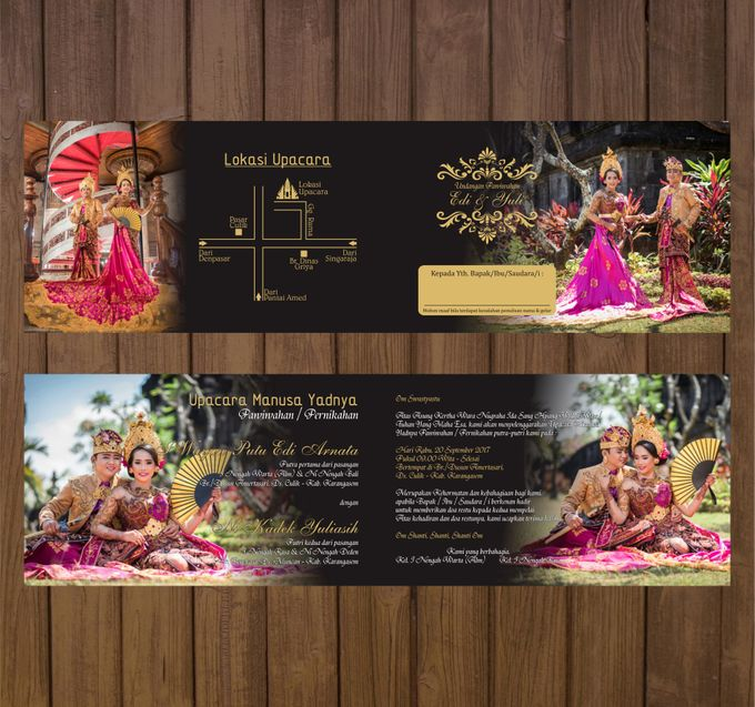 Invitation Past Project by Warna Batanta - 010