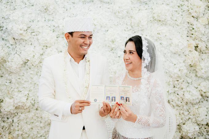 The Wedding Of Dean & Nikki by Finest Organizer - 002
