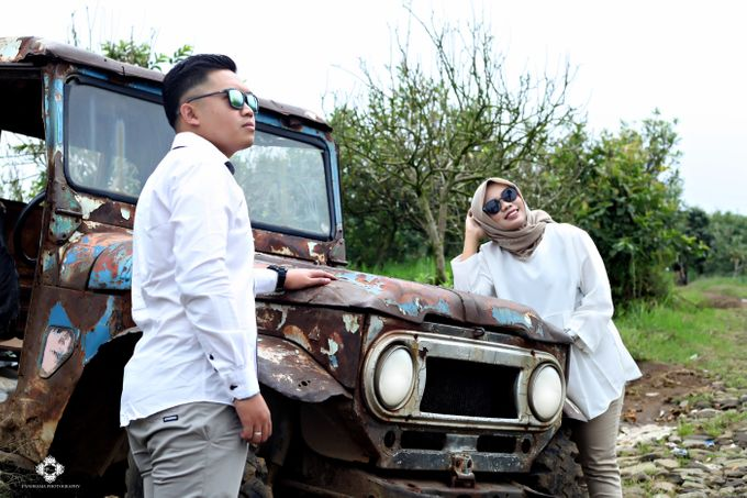 Prewedding Outdoor by PANORAMA PHOTOGRAPHY - 001