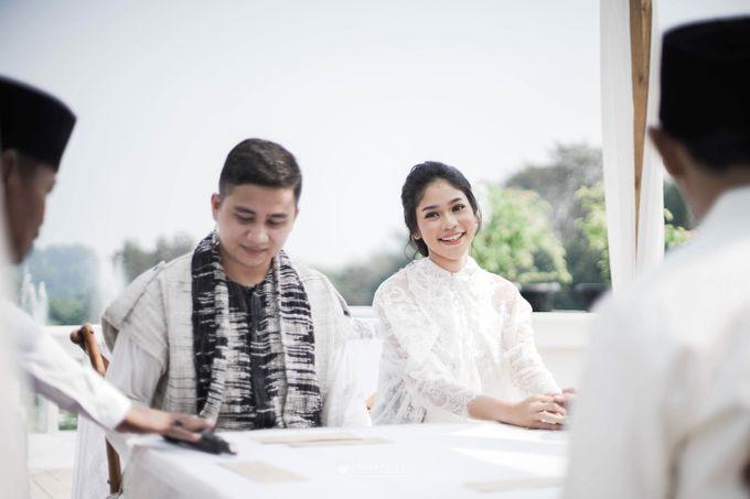The wedding of Hayomi & Rizal by Amorphoto - 002