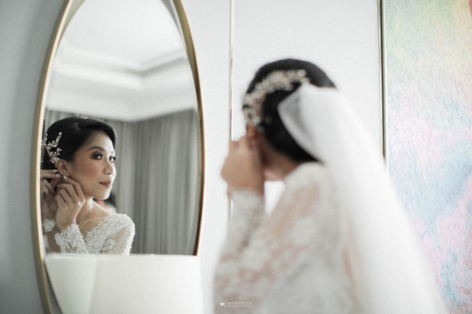 The Wedding of  Evi & Ken by Amorphoto - 003