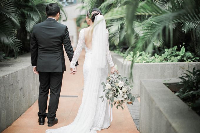 The Wedding of  Evi & Ken by Amorphoto - 013