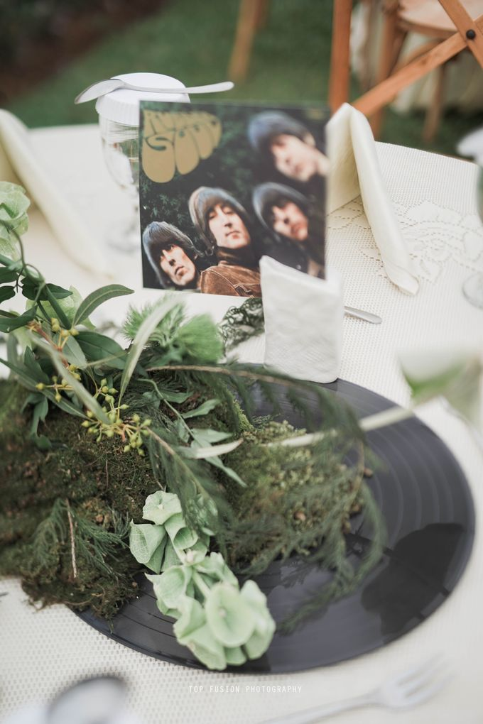 The Beatles Wedding by Top Fusion Wedding - 016