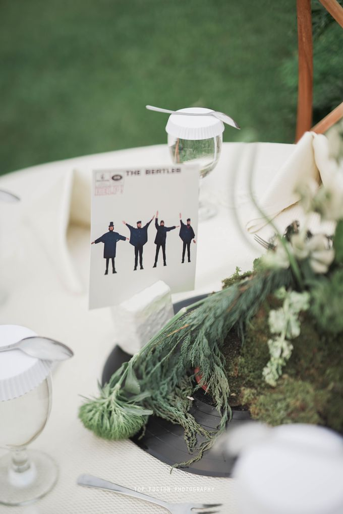 The Beatles Wedding by Top Fusion Wedding - 015