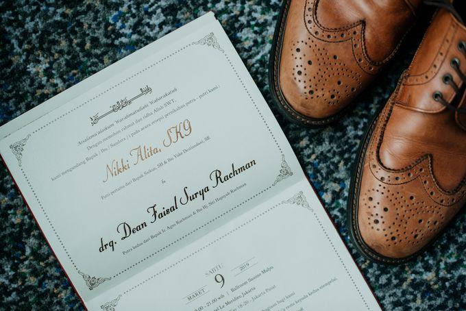 The Wedding Of Dean & Nikki by Finest Organizer - 001