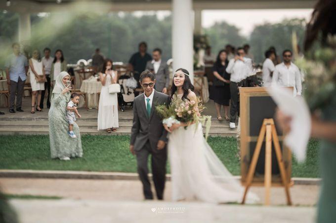 The wedding of Hayomi & Rizal by Amorphoto - 005