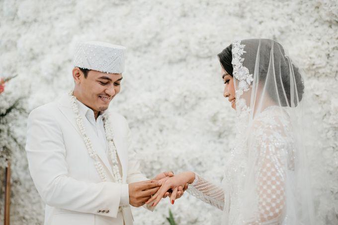 The Wedding Of Dean & Nikki by Finest Organizer - 003