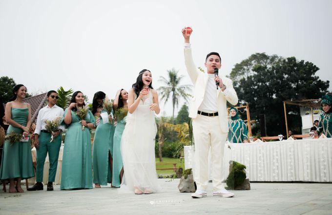 The wedding of Hayomi & Rizal by Amorphoto - 001