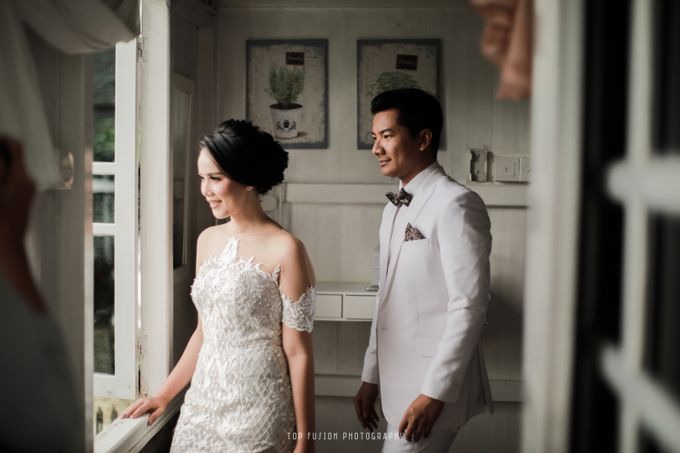Bogor Outdoor Wedding by Top Fusion Wedding - 011