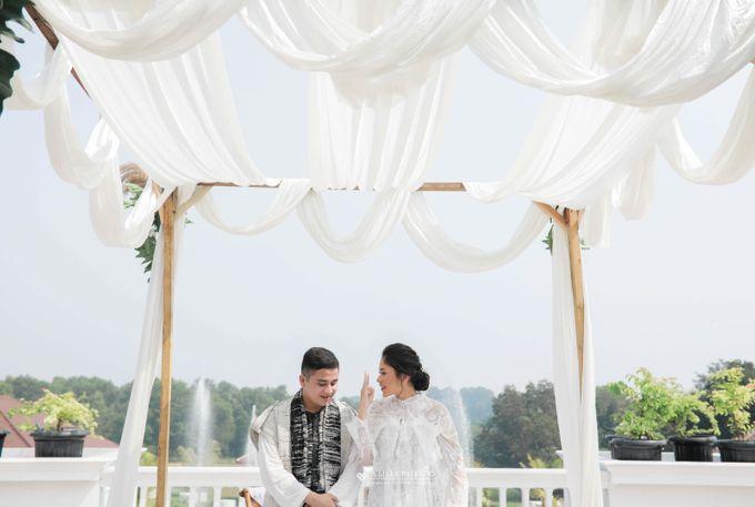 The wedding of Hayomi & Rizal by Amorphoto - 013