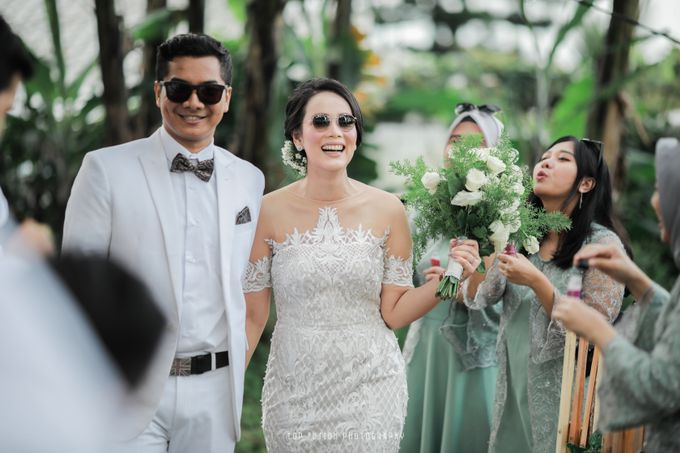 Bogor Outdoor Wedding by Top Fusion Wedding - 002