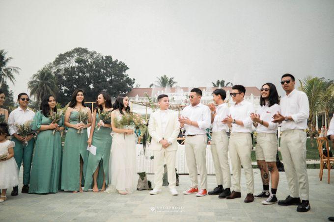 The wedding of Hayomi & Rizal by Amorphoto - 014