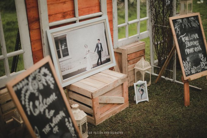 Bogor Outdoor Wedding by Top Fusion Wedding - 001
