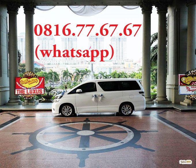 Wedding Car by Fendi Wedding Car - 001
