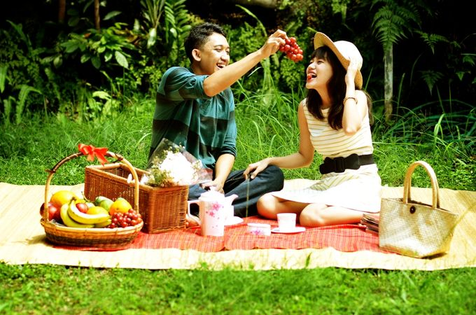 Prewedding Dina & Adit by BERANDA PHOTOGRAPHY - 005