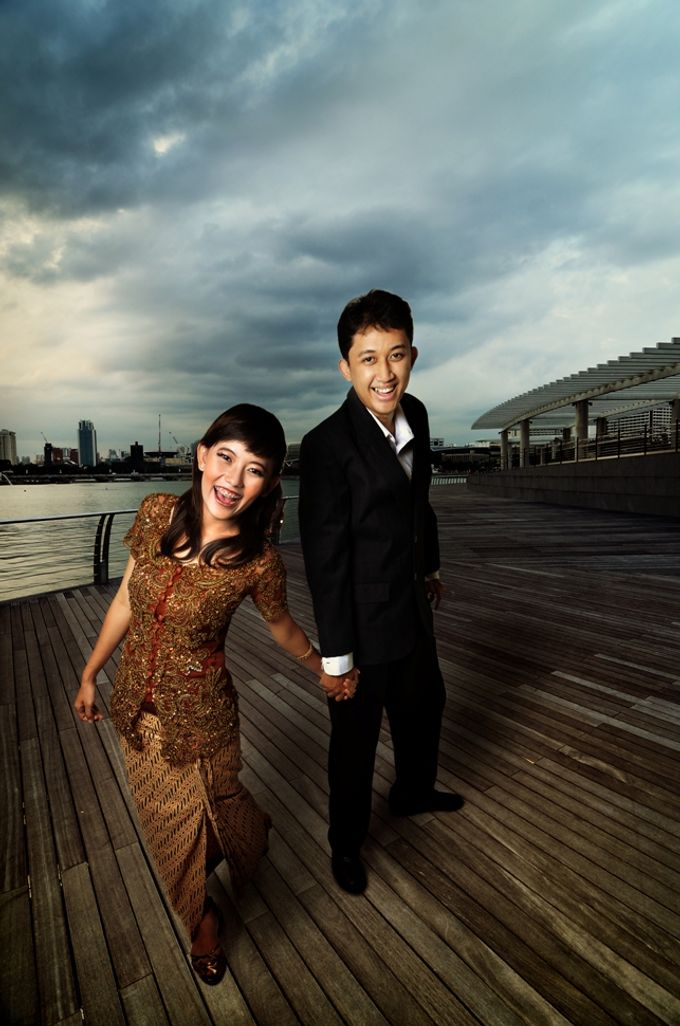 Prewedding Dina & Adit by BERANDA PHOTOGRAPHY - 007