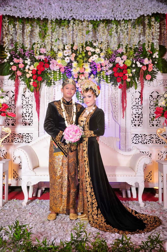 Twindy and Aryo Wedding by KSA photography - 008