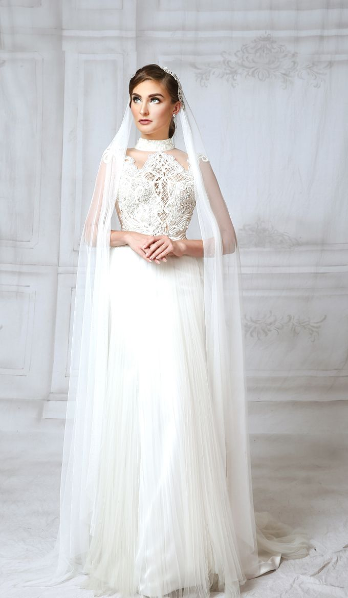 Bridal Gown Vol 02 by Hengki Kawilarang Couture - 009