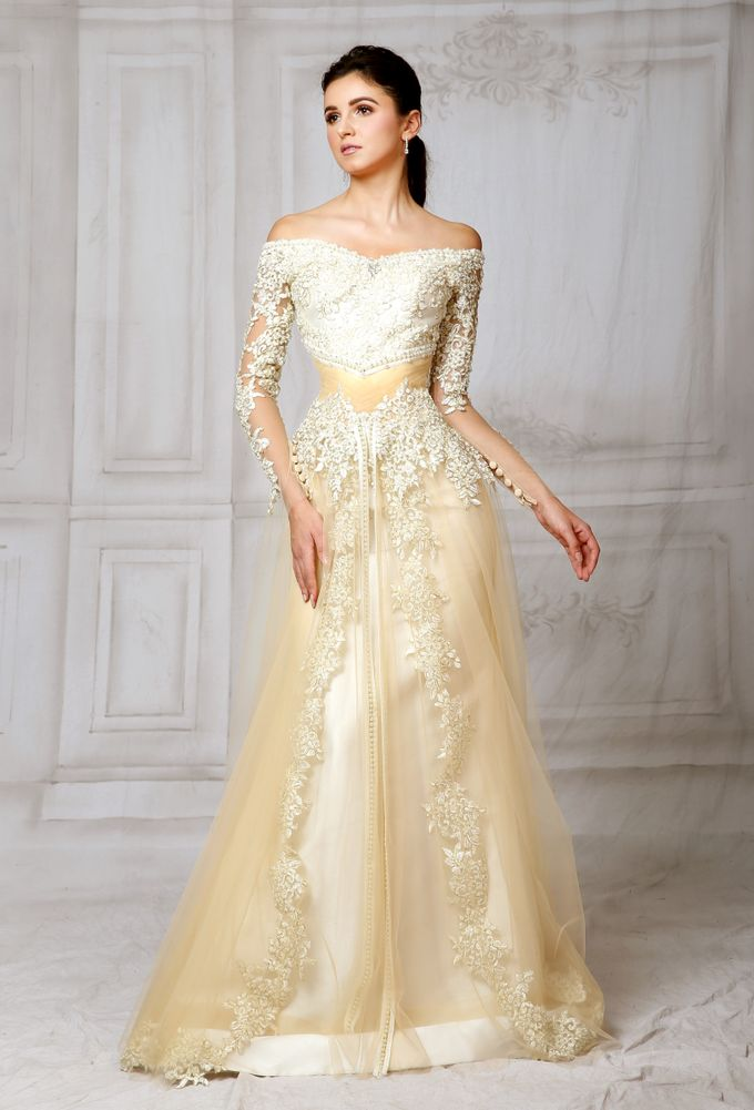 Bridal Gown Vol 02 by Hengki Kawilarang Couture - 010