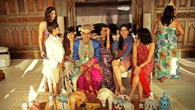 Wedding Nitin & Shivali by Bali Wedding Films - 003