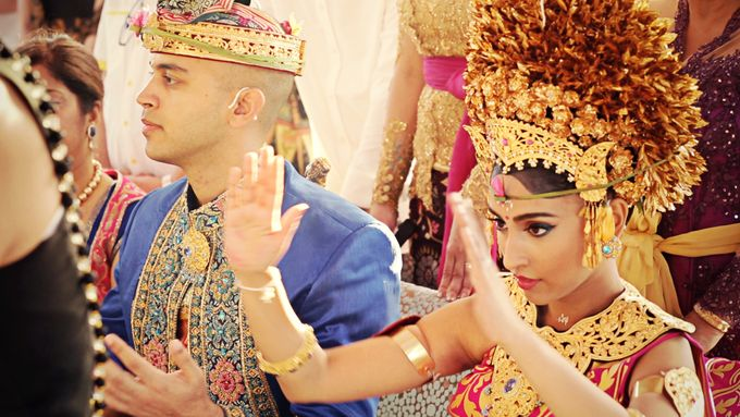 Wedding Nitin & Shivali by Bali Wedding Films - 004