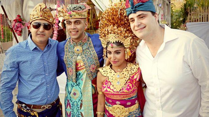 Wedding Nitin & Shivali by Bali Wedding Films - 005