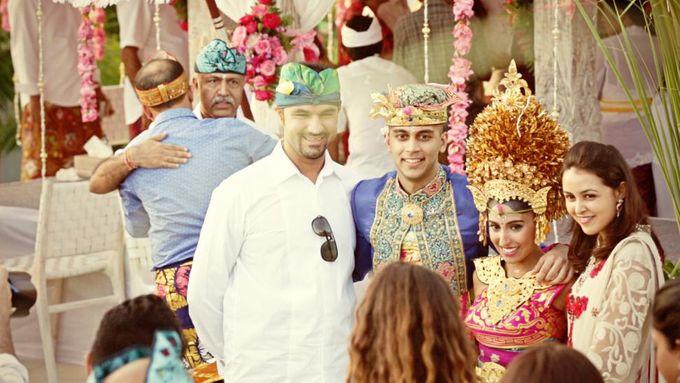 Wedding Nitin & Shivali by Bali Wedding Films - 006