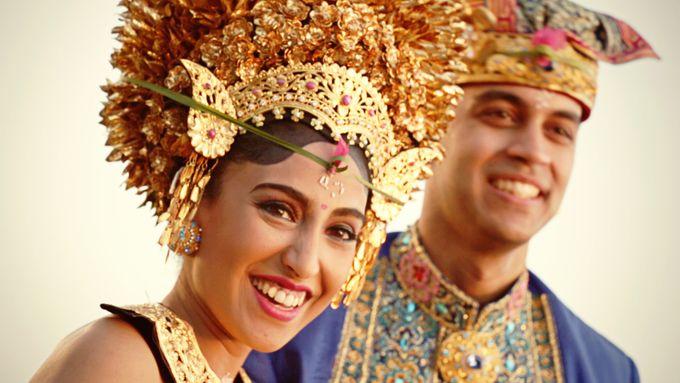 Wedding Nitin & Shivali by Bali Wedding Films - 007