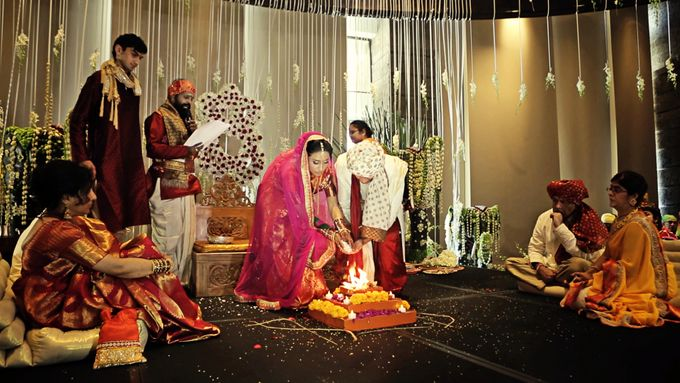 Wedding Nitin & Shivali by Bali Wedding Films - 016