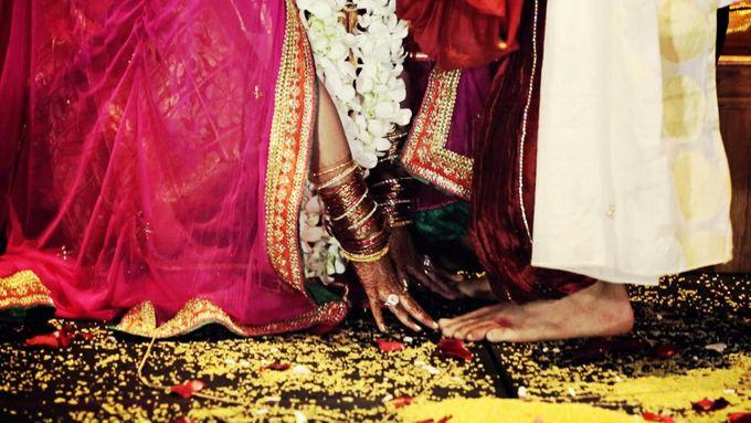 Wedding Nitin & Shivali by Bali Wedding Films - 023