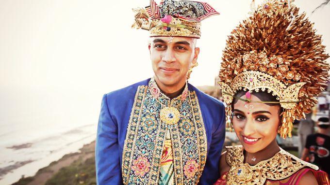 Wedding Nitin & Shivali by Bali Wedding Films - 032