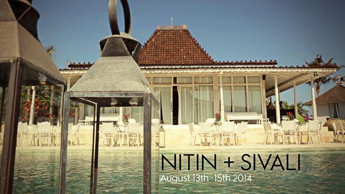 Wedding Nitin & Shivali by Bali Wedding Films - 033