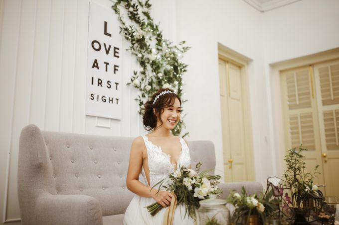 STYLED SHOOT AT ALCOVE WITH VICTORIA by Star Glamour Artistry Pte Ltd - 001
