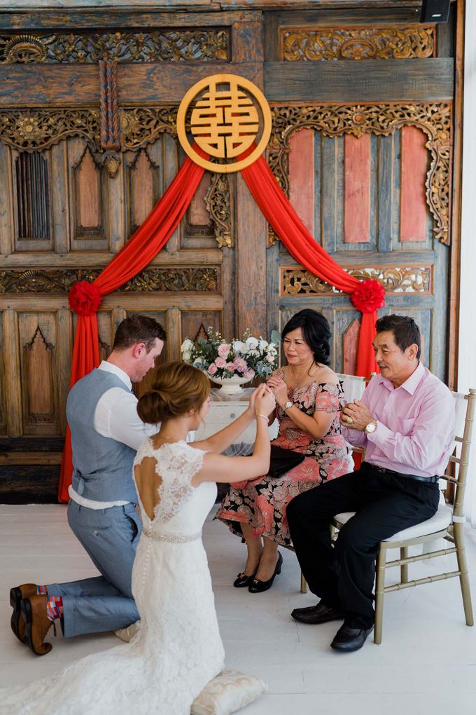 Oshiel & Patrick Tea Ceremony by White Roses Planner - 014