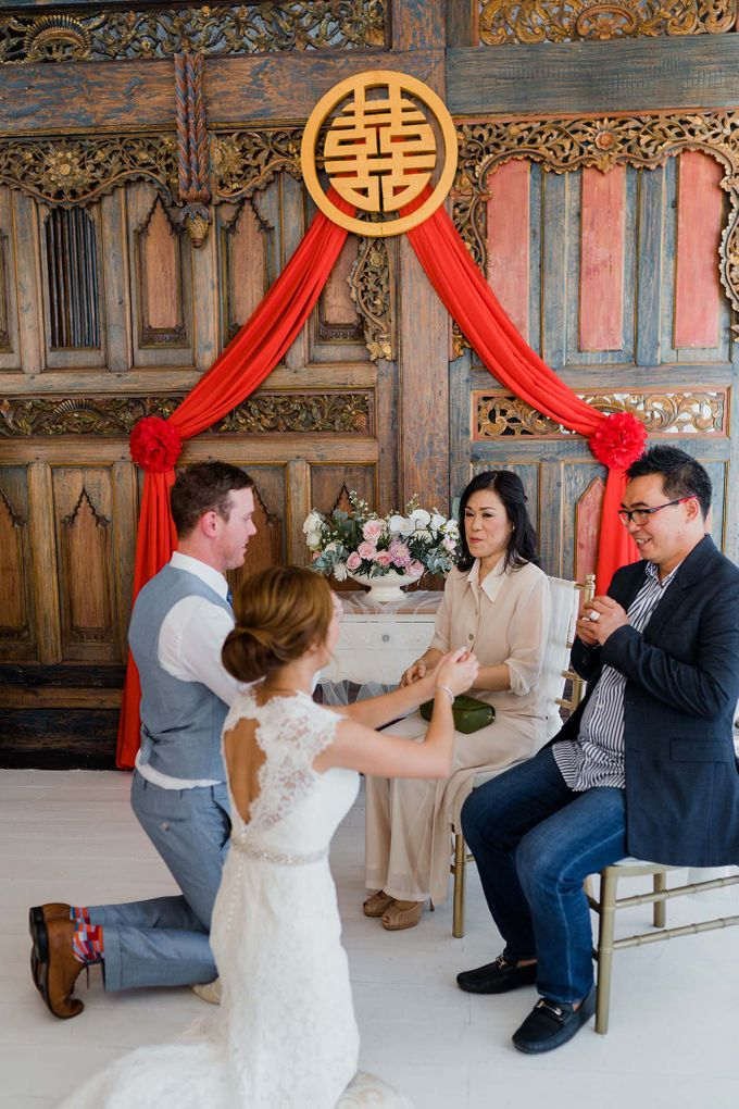 Oshiel & Patrick Tea Ceremony by White Roses Planner - 016