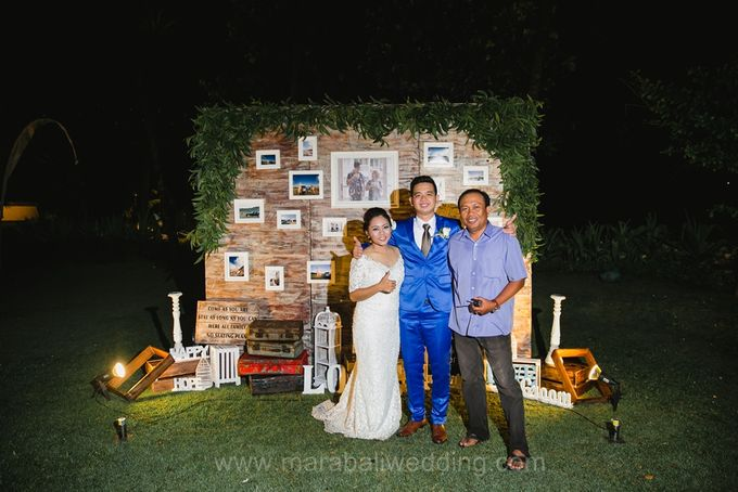 YOAN & RATY by Mara Bali Wedding - 021