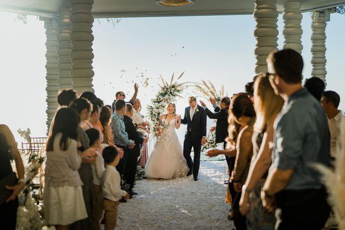 Ryan & Wendy Wedding by KAMAYA BALI - 016