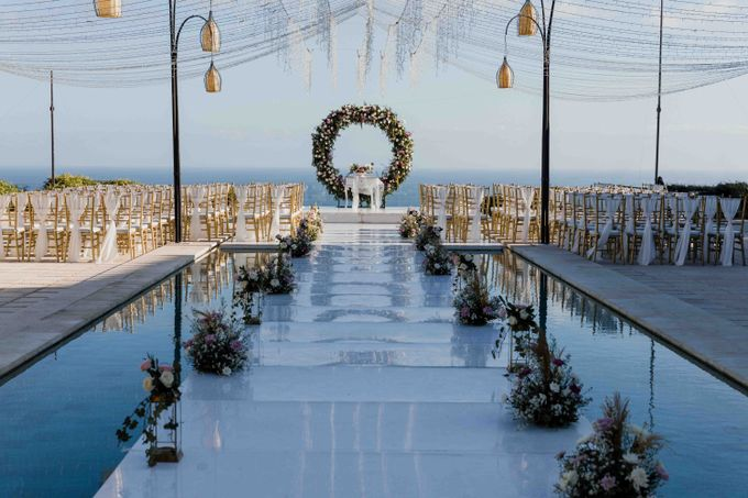 Oshiel And Patrick Wedding By White Roses Planner