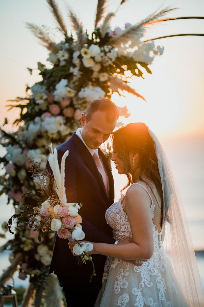 Ryan & Wendy Wedding by KAMAYA BALI - 010