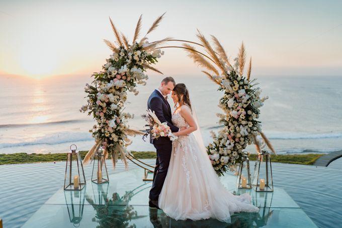 Ryan & Wendy Wedding by KAMAYA BALI - 001