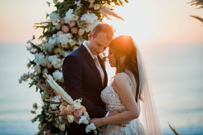 Ryan & Wendy Wedding by KAMAYA BALI - 009