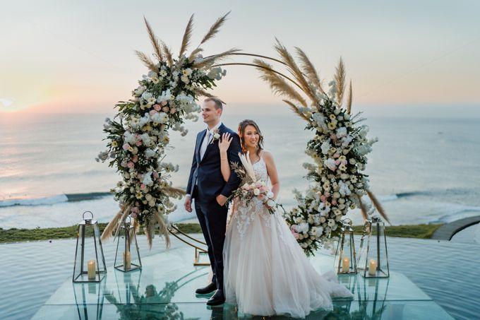 Ryan & Wendy Wedding by KAMAYA BALI - 008