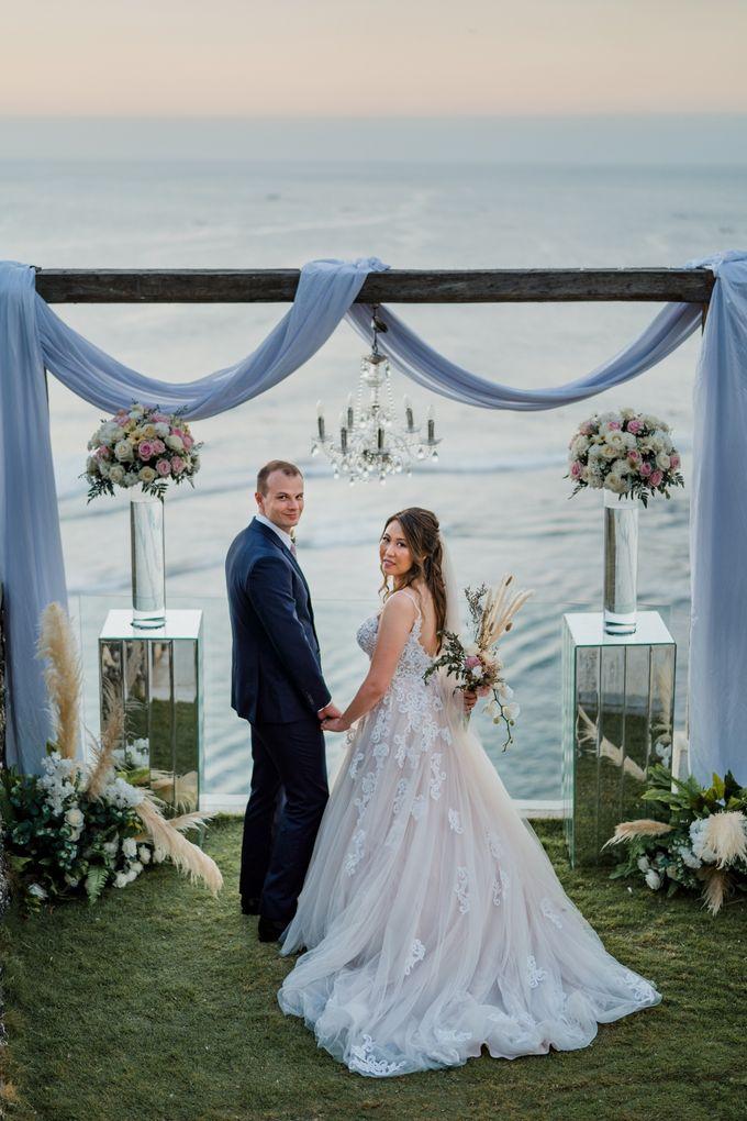 Ryan & Wendy Wedding by KAMAYA BALI - 017