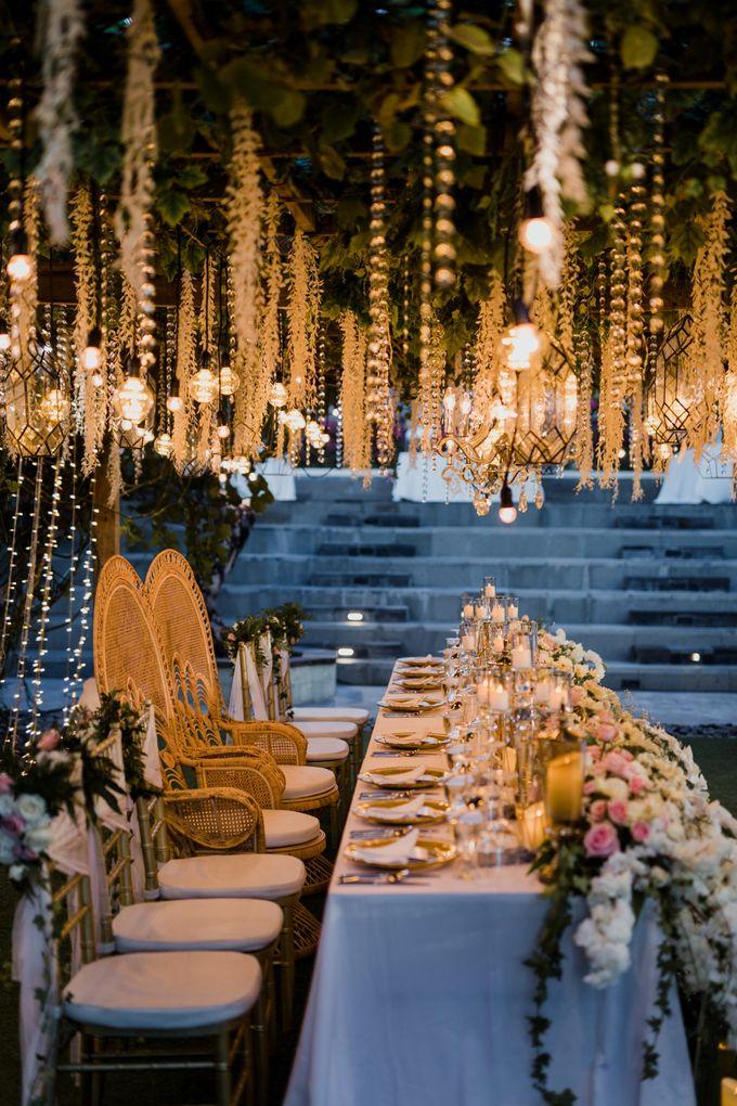 Ryan & Wendy Wedding by KAMAYA BALI - 004