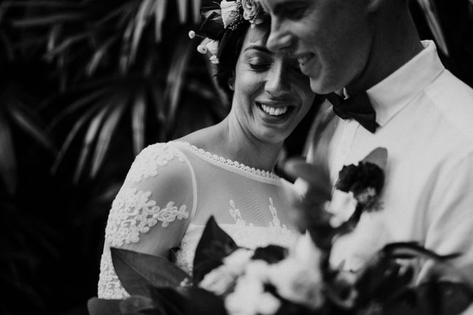 Wedding of Talia & Ben by Lily Wedding Services - 010