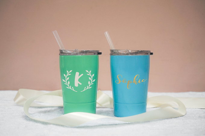 Personalized and Customized 350ml Tumbler Gifts by Kelsye Studio - 003