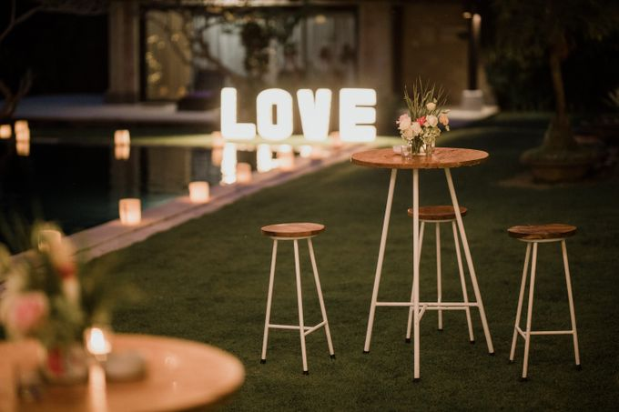 Wedding of Talia & Ben by Lily Wedding Services - 011