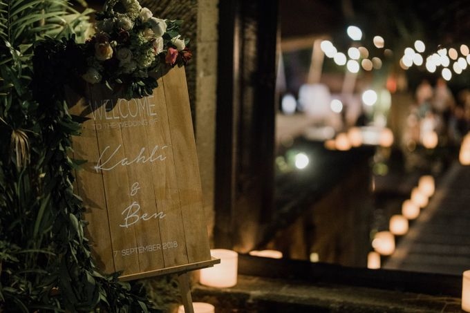 Wedding of Talia & Ben by Lily Wedding Services - 012